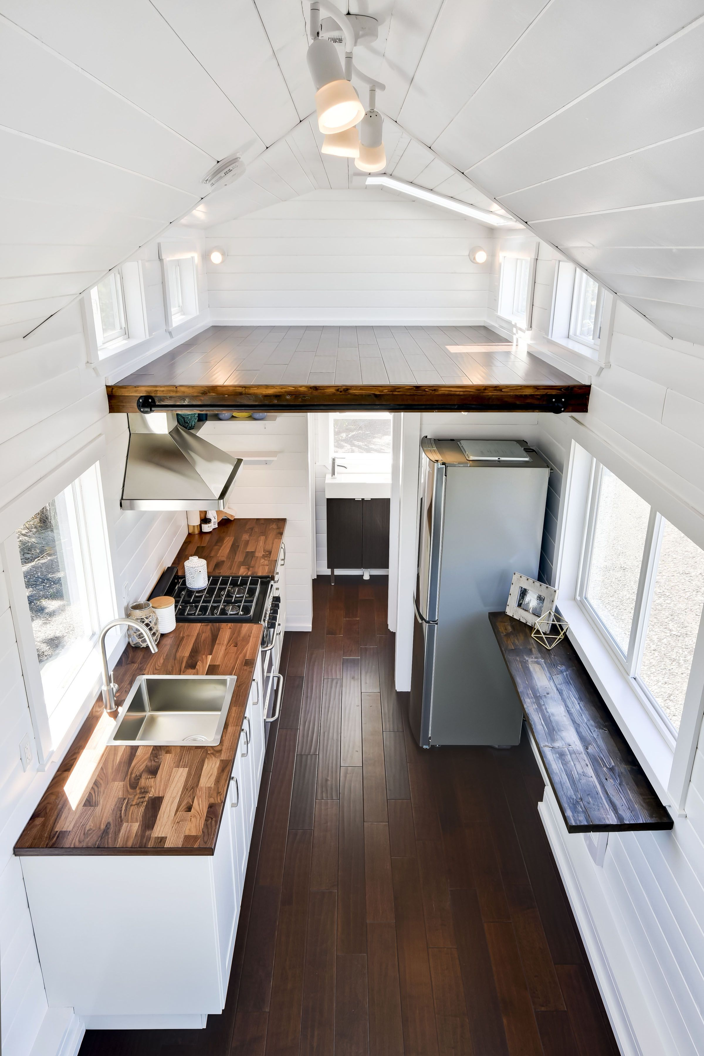 Superieur Love The Full Size Appliances And Layout Tiny House Kitchens, Tiny House  Living, Home