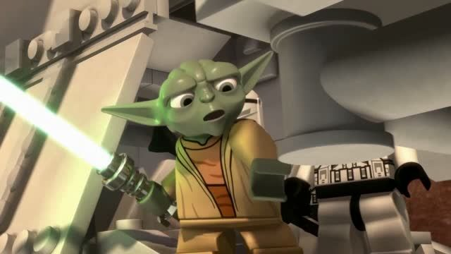 Lego Star Wars The Yoda Chronicles Attack Of The Jedi With
