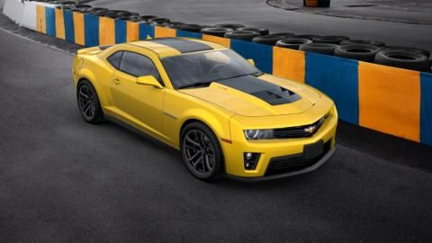 Build Your Own Camaro >> Build Your Own Muscle Car 2015 Camaro Zl1 Chevrolet