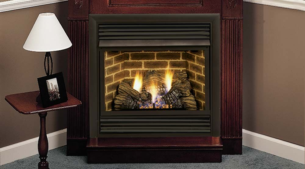 VFS Series Vent Free Gas Fireplaces by Majestic Products - DirectVent_FireplaceStoveSystems_74_P_full Gas Fireplaces