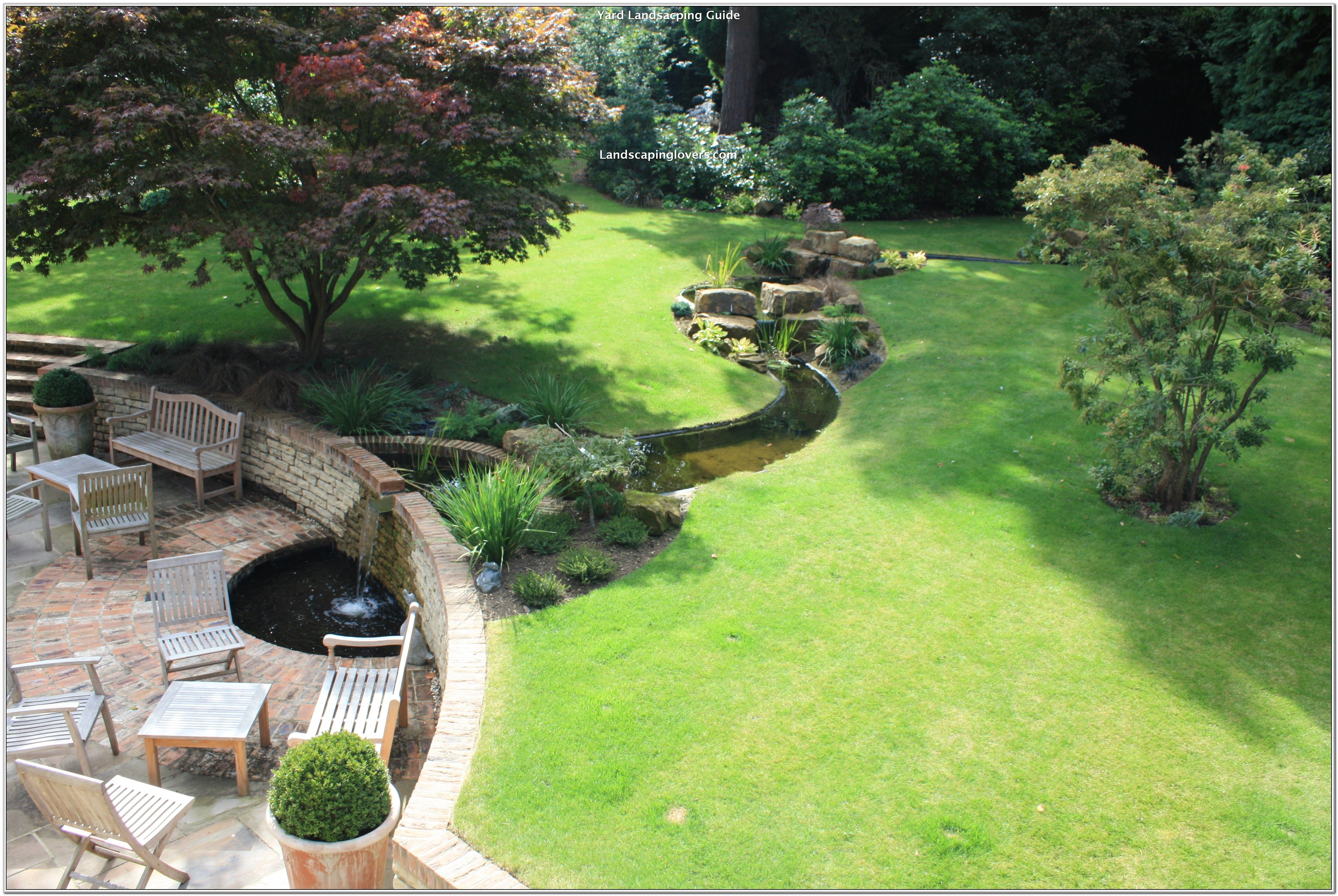 Simple Way To Make The Most Of Your Landscape Water 400 x 300