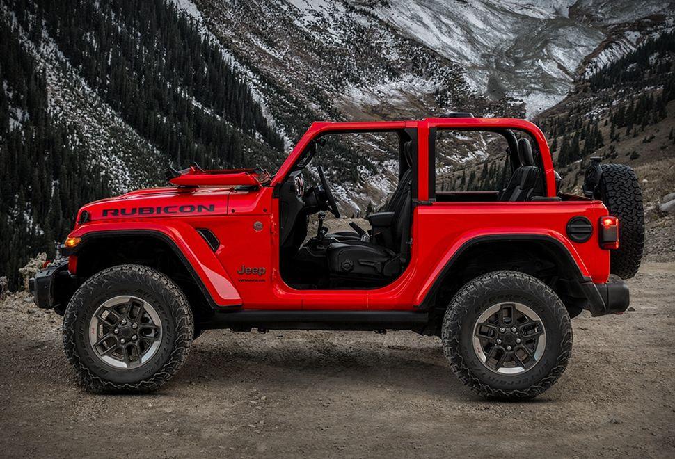 2018 Jeep Wrangler Jeep Wrangler Rubicon New Jeep Wrangler Jeep Wrangler