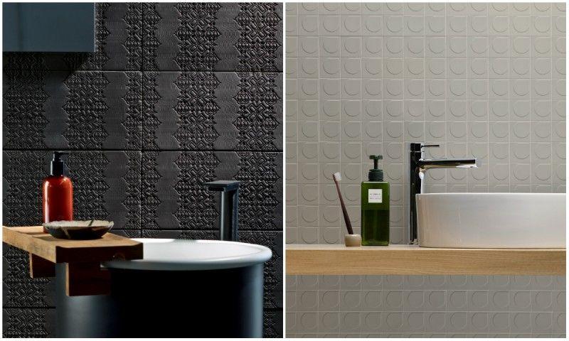 Tex Voor Badkamer : Perscentrum wonen badkamer mutina tegels tiles