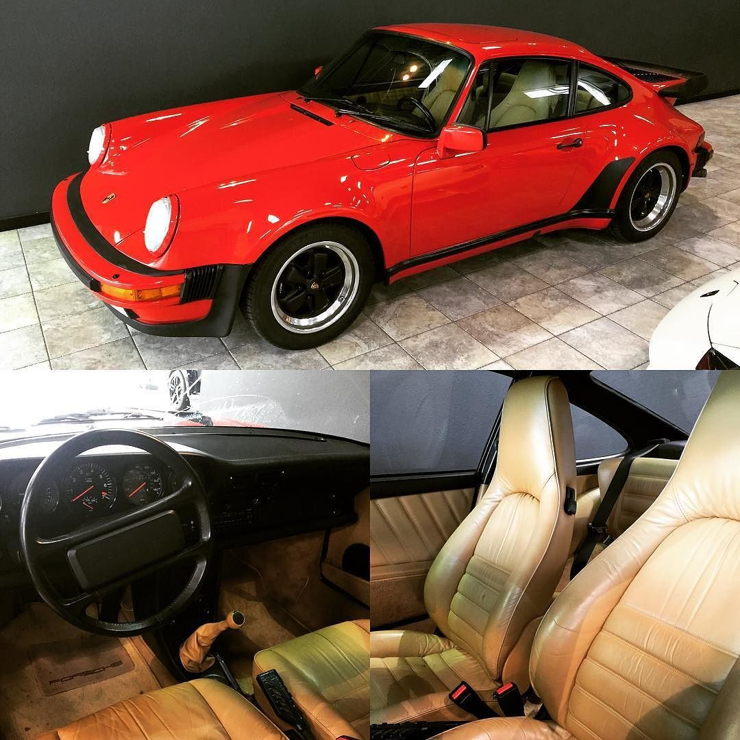 Used Turbo Porsche For Sale: Throwback Thursday To This 1989 Porsche Turbo Now For Sale