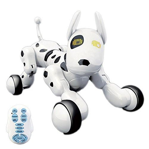 Hi Tech Wireless Remote Control Robot Interactive Puppy Dog For