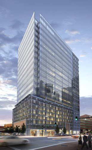 Plans For Denver S Next Office Tower Unveiled Denver Business Journal Skyscraper Architecture Office Tower Facade Architecture