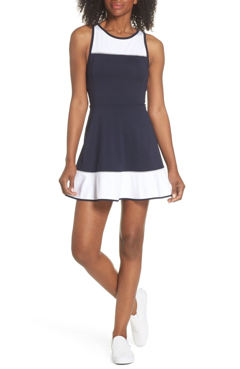 Dress In Your Tennis Best 8 Outfits For Winning On And Off The Court Fashion Luxury Tennis Outfit Women Tennis Clothes Tennis Dress [ 1197 x 780 Pixel ]