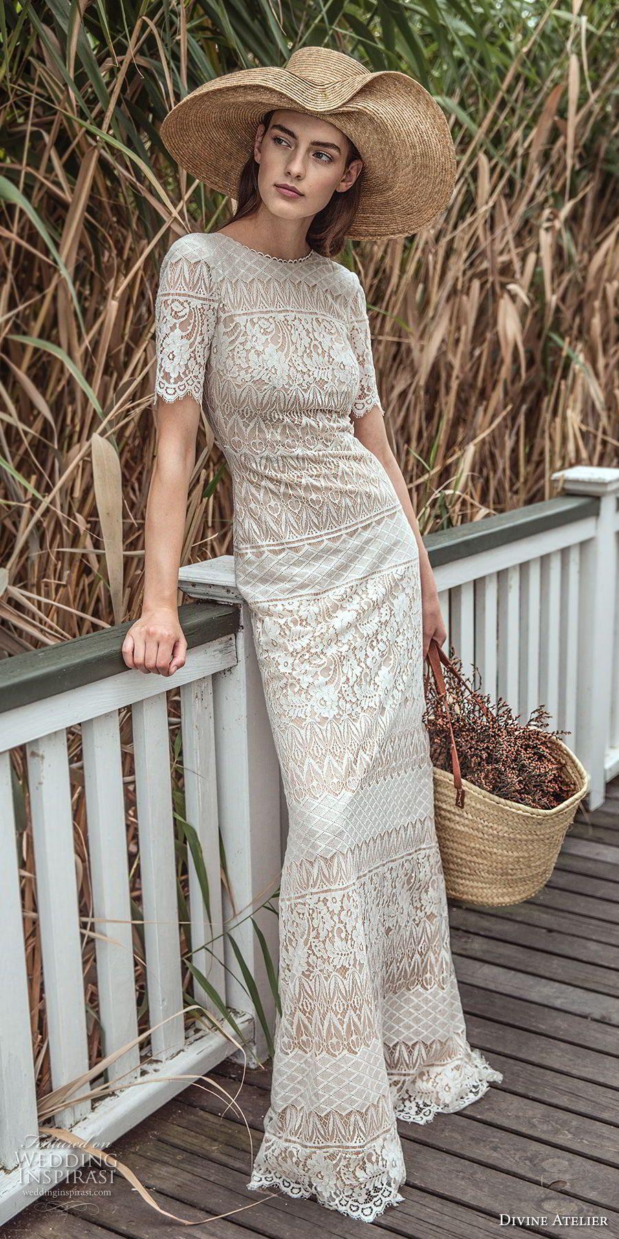 Divine Atelier 2018 Wedding Dresses