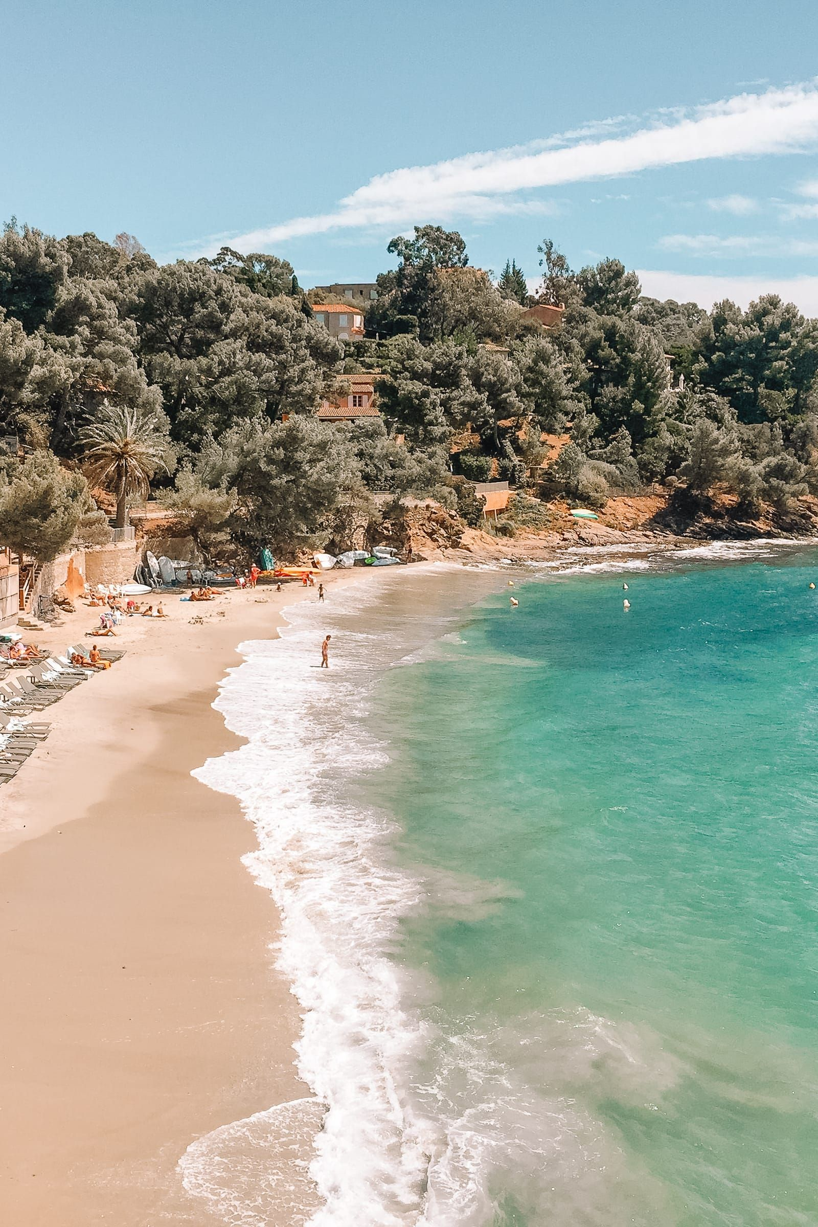 5 Best South of France Beaches