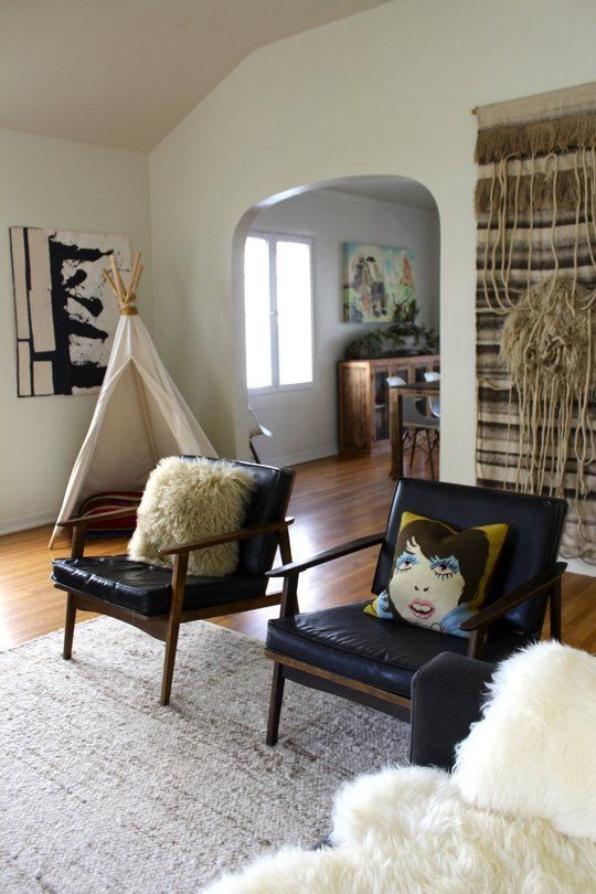 carrie hal s modern bohemian home for my nest bohemian house rh pinterest com