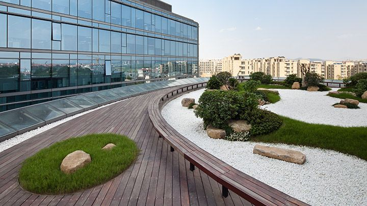 An Architect S Guide To Green Roofs Architizer Journal In 2020 Green Roof Green Roof Garden Green Roof System