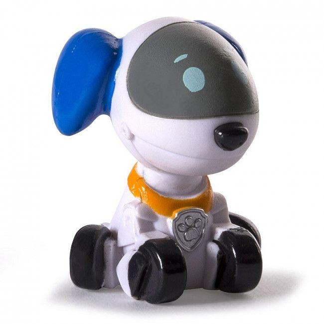 pat patrouille chien robot mini figurine castello jeux et jouets paw patrol pinterest. Black Bedroom Furniture Sets. Home Design Ideas