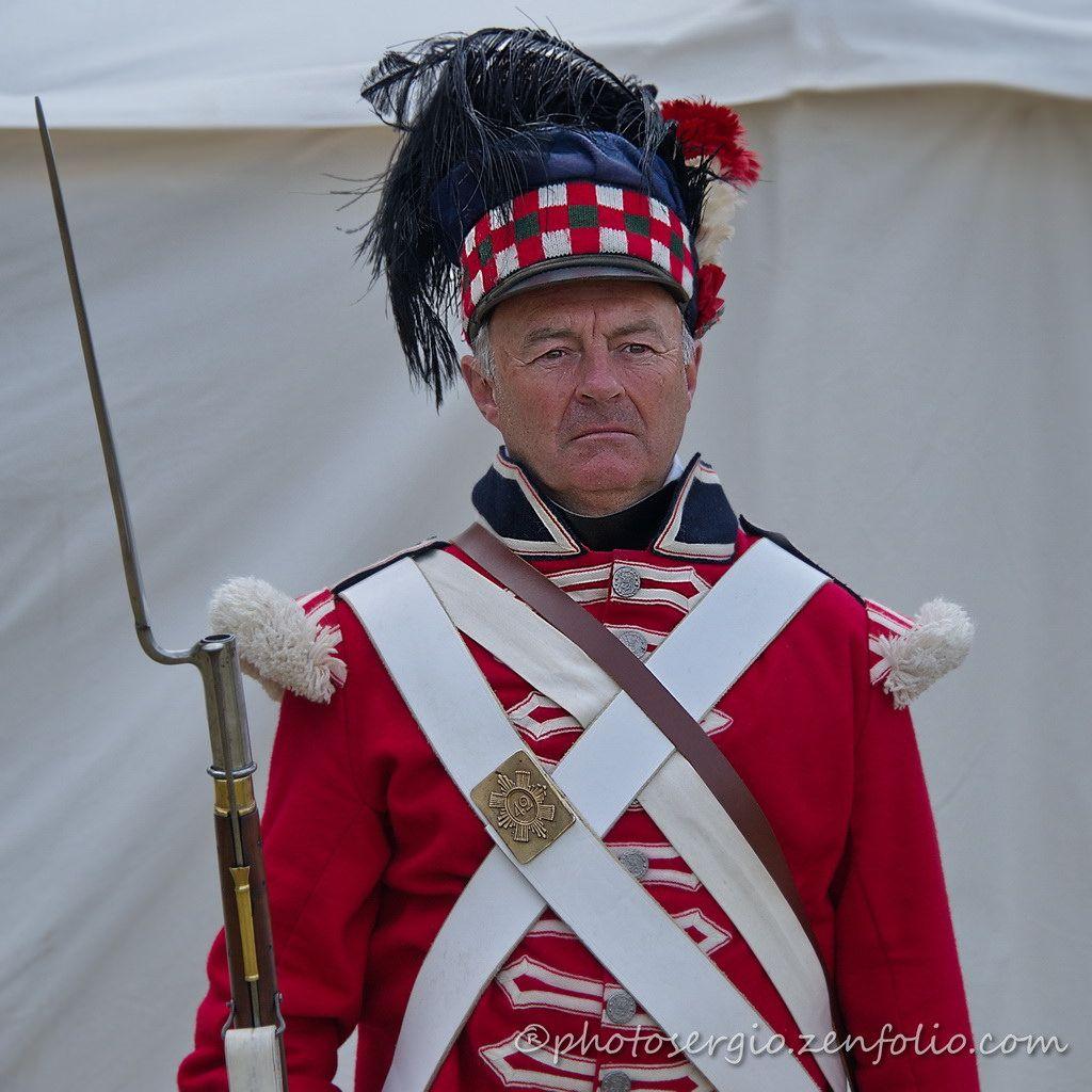"Fuciliere scozzese del 42 rgt. ""Royal Highlanders"" o ""Black Watch"""