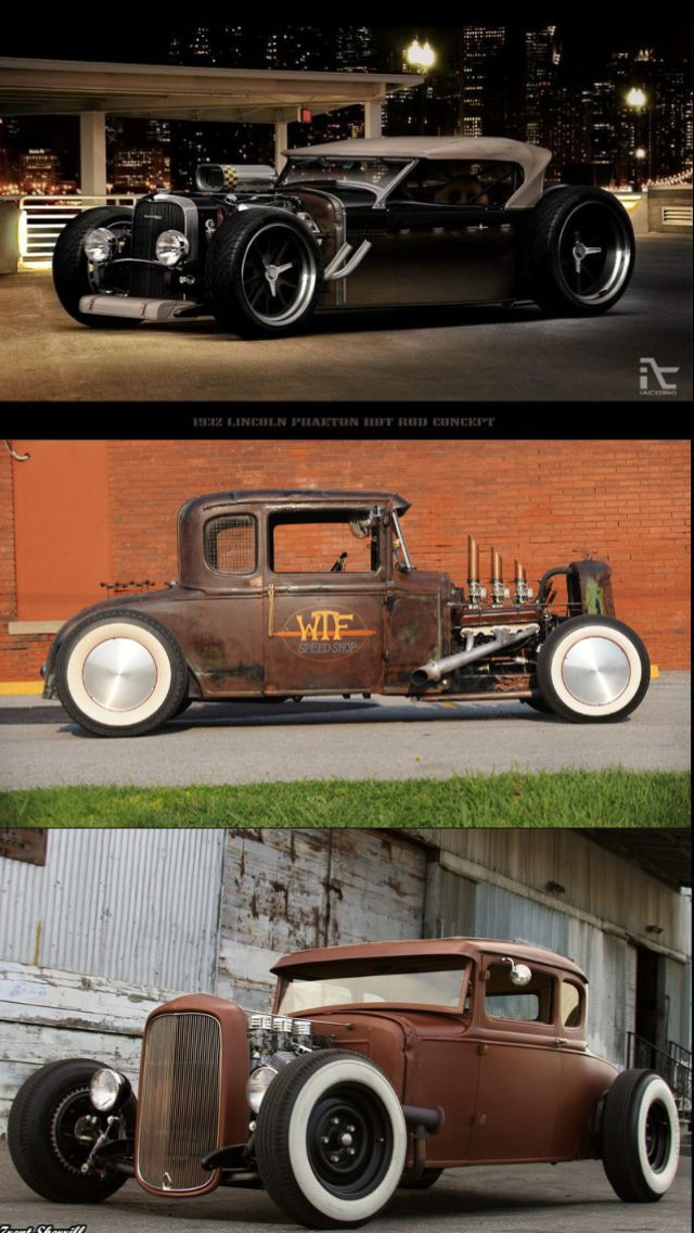 Hot Rod; Auto Trader Classics | Vehicles | Pinterest | Autos ...