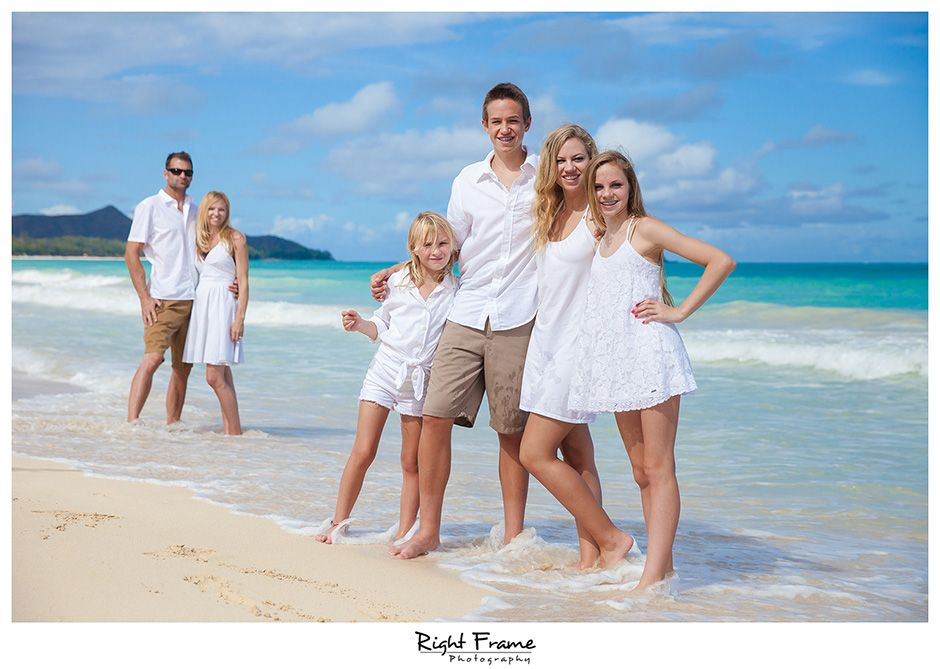 Family Photo Ideas Hawaii