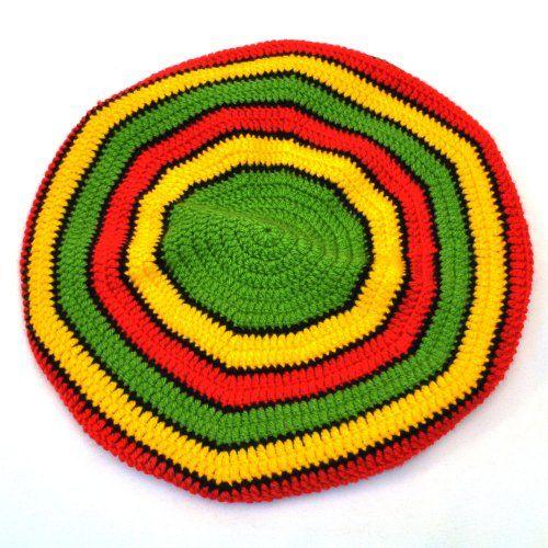 Как связать шапку растамана | Шапки, шапочки | Pinterest