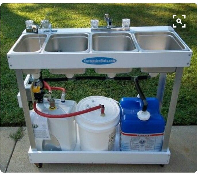 Find great deals on for concession sinks and portable sink in Commercial  Kitchen Equipment.