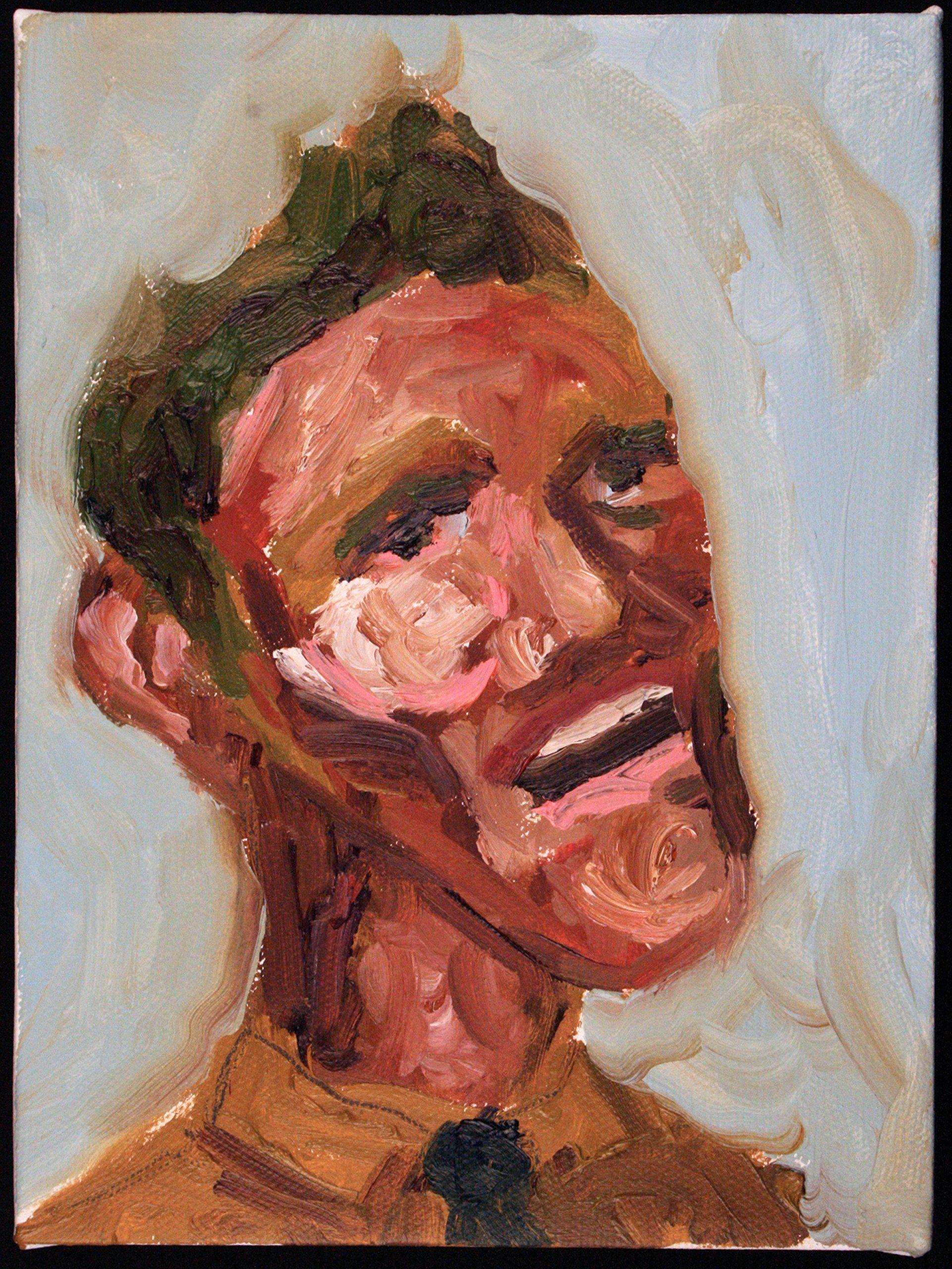 Jake Painting, Oil painting, Artfinder