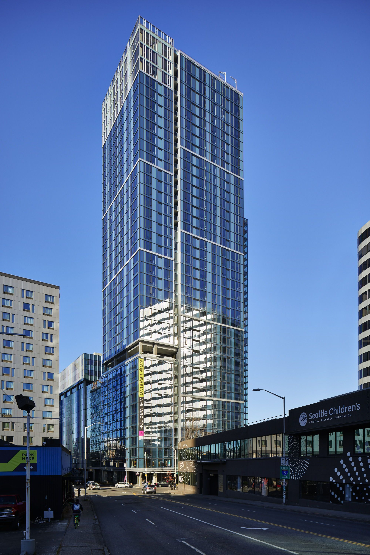 Seattle, meet AMLI Arc. | AMLI Arc | Pinterest | Downtown seattle ...