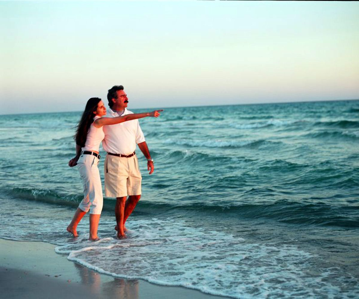 Best things to do at the beach for Valentine's Day!
