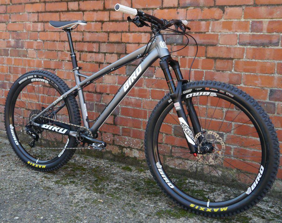 Zero Tr In Matt Grey Bicycle Mountain Bike Mountain Bike
