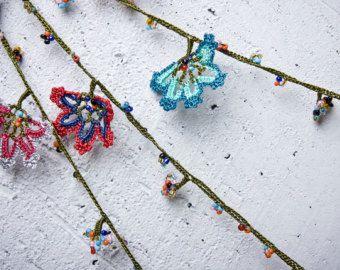 Crochet dentelle à l'aiguille dentelle turque par beyhan1972