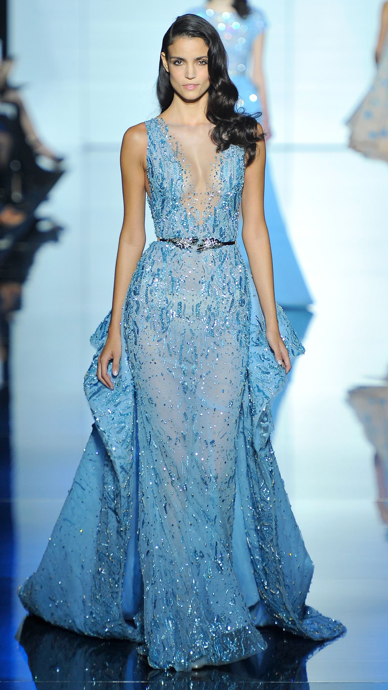 Zuhair Murad Haute Couture Spring/Summer 2015.