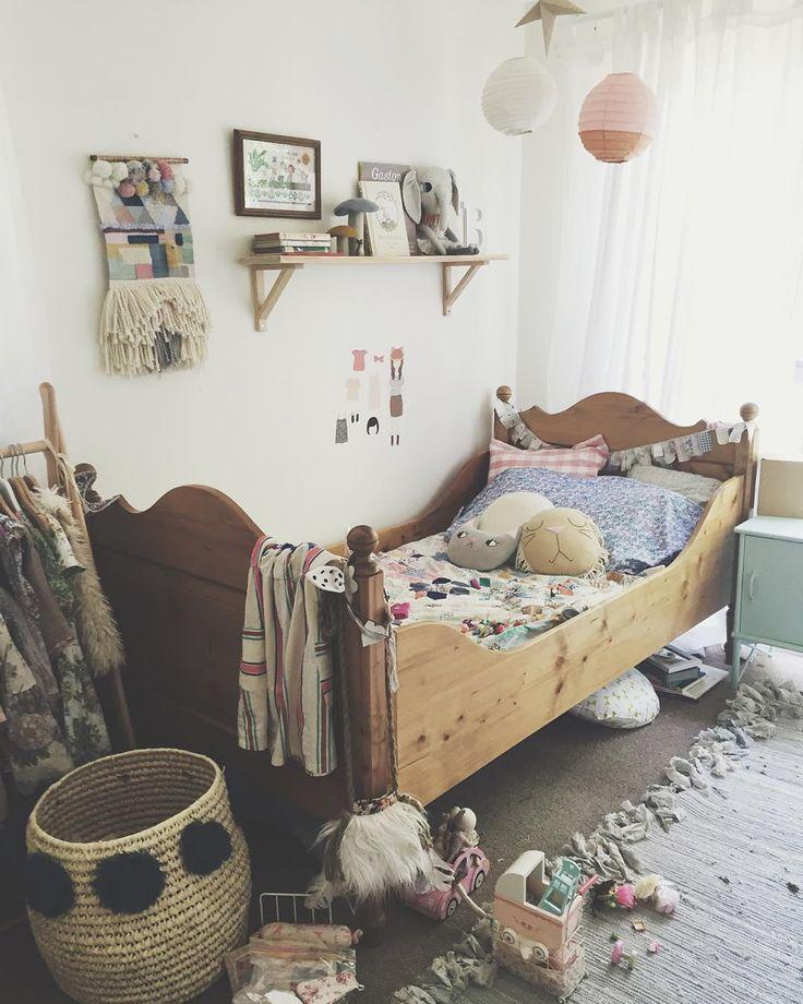 Vintage Childu0027s Bedroom
