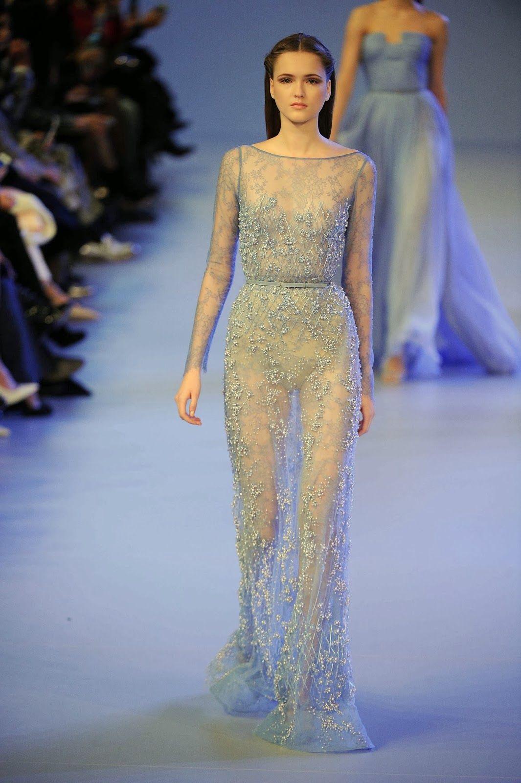 Amore beauty fashion wedding bell wednesday elie saab