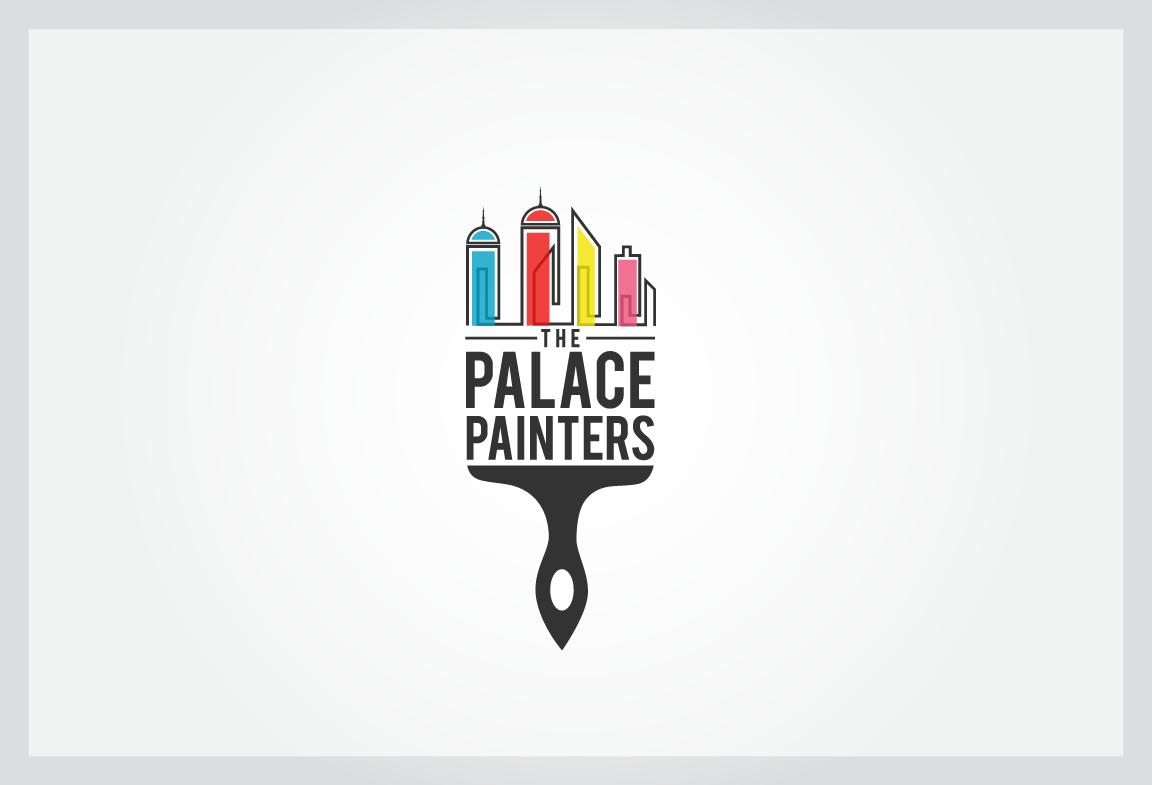29 Paintbrush Logo Ideas Logos Painting Logo Logo Design