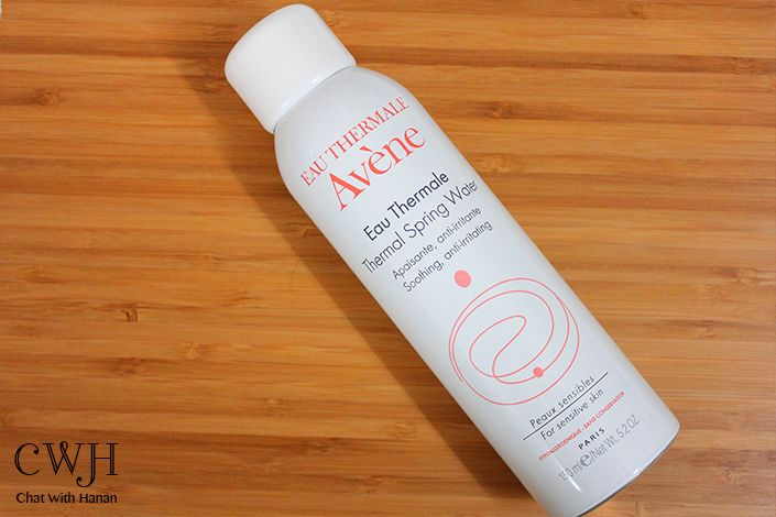 Chat With Hanan Thermal Spring Skin Eau Thermale Avene