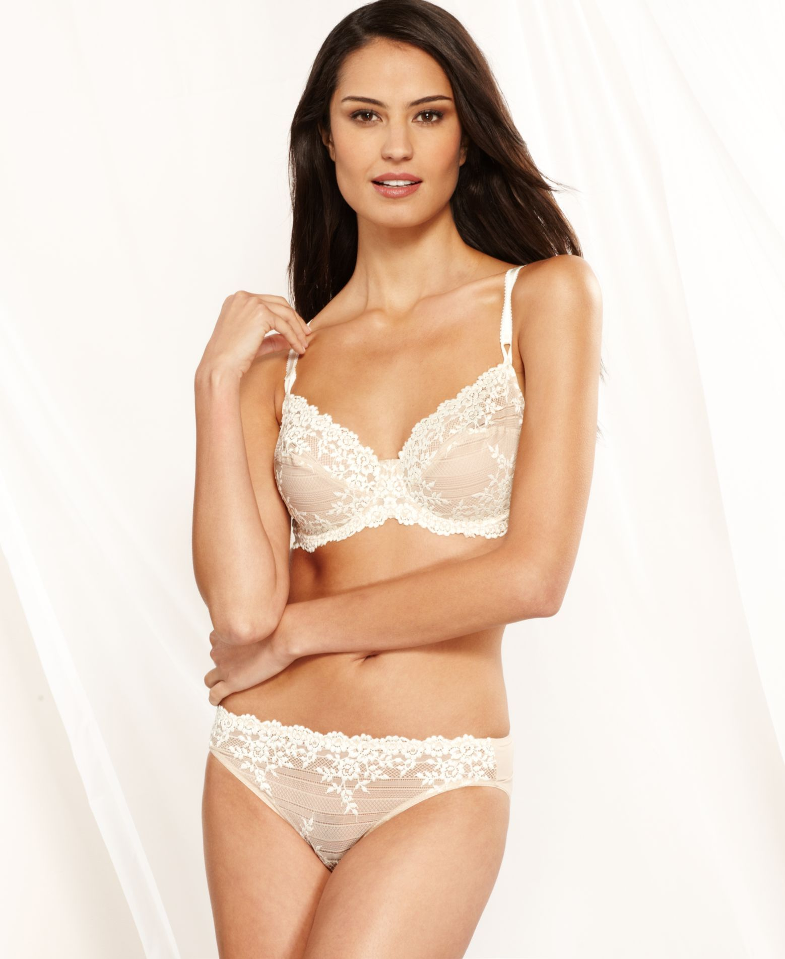 Wacoal Embrace Lace Underwire Bra 65191 | Wacoal, Wacoal bra and ...