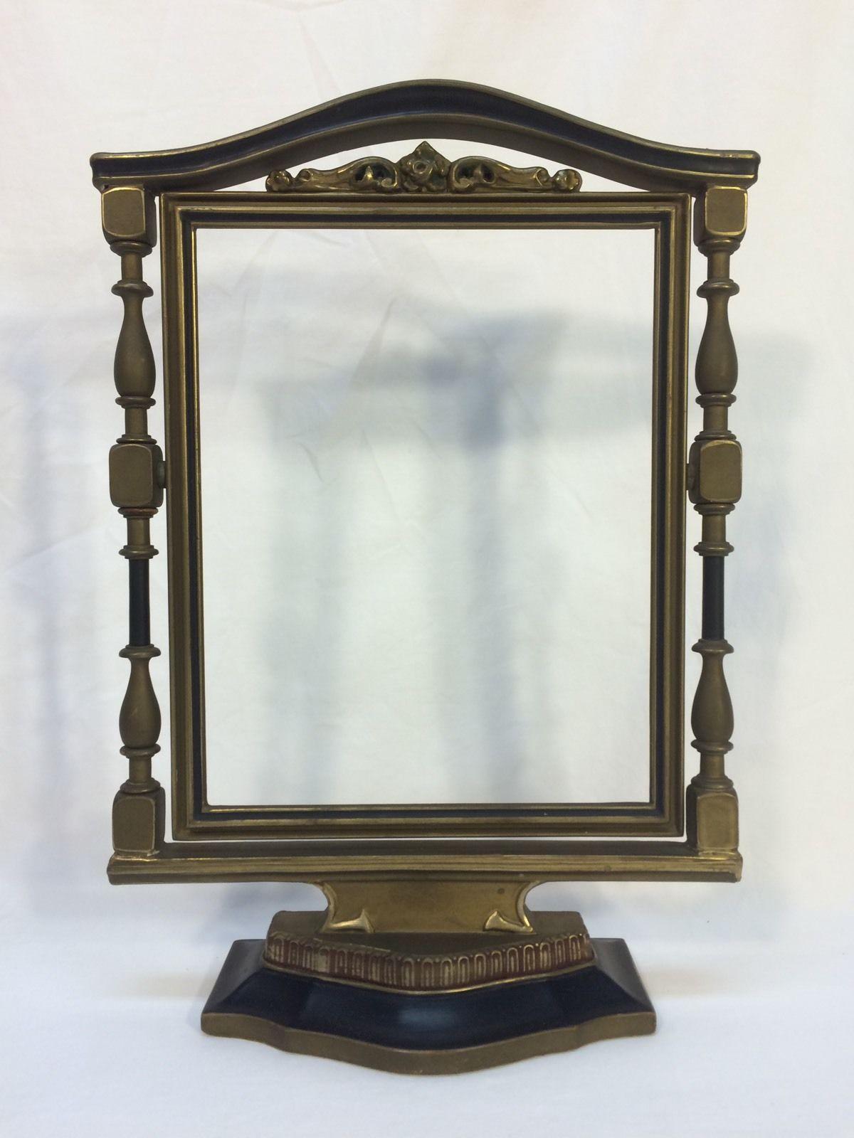 Antique Art Deco Ornate Standing Swivel Swing Frame 7 1/2 X 9 1/2 ...