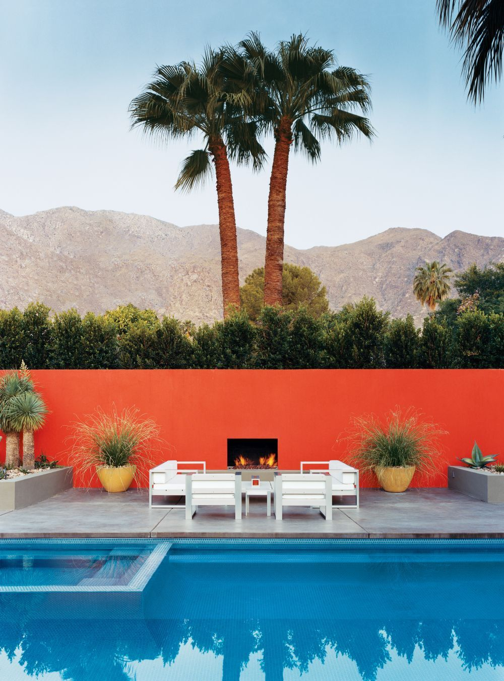 OUTDOOR SPACE | Palm Springs, CA.