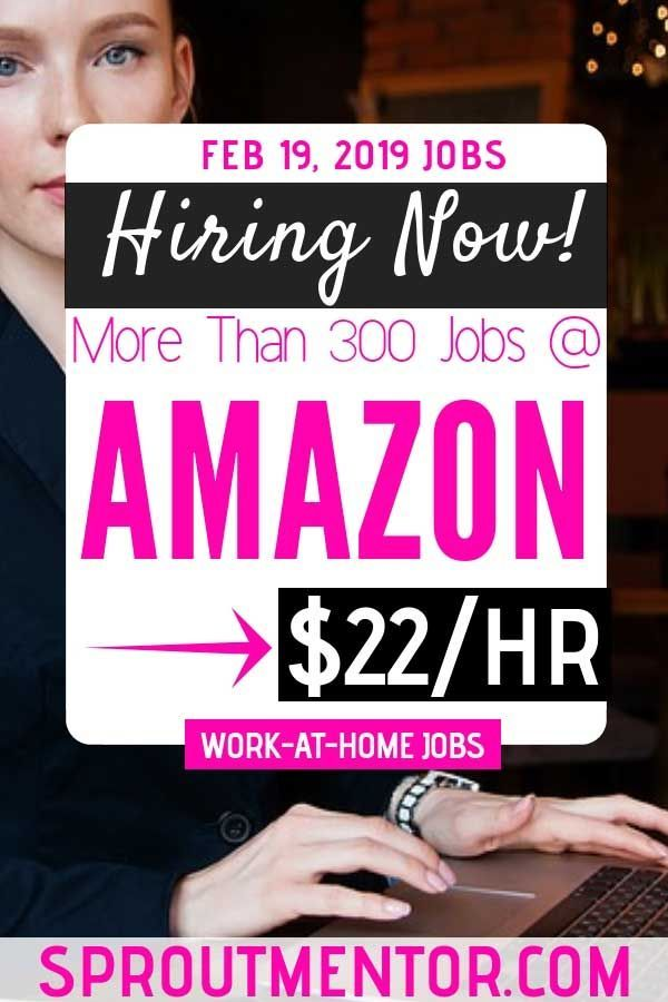 Work From Home Jobs Amazon Hiring Now Legitimate Work From