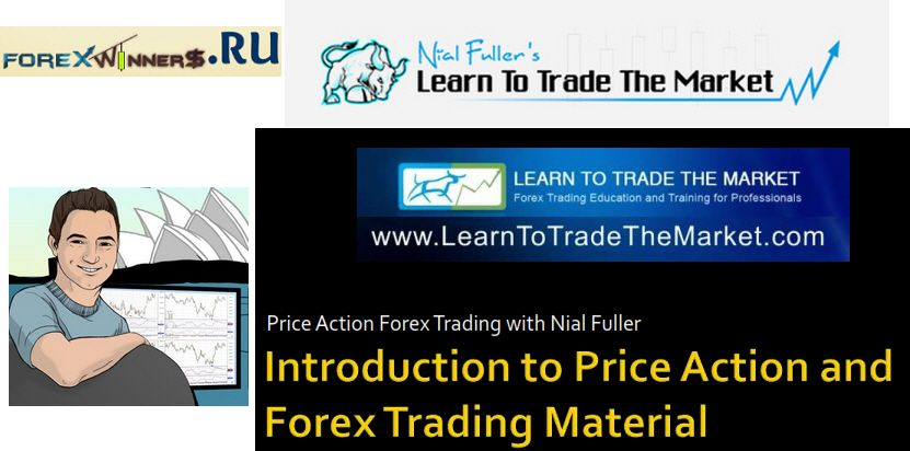 Nial Fuller Learntotradethemarket Introduction To Price Action