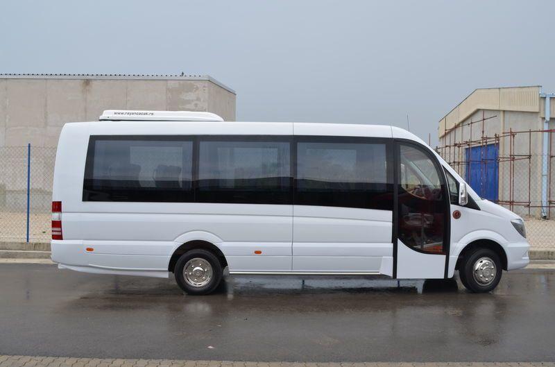 New Mercedes Benz Sprinter 516 Cdi Rayan Serbia Passenger Van