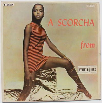 A Scorcha From Studio One 1970