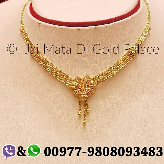 Name Naugedi Code 668 Weight Gram 13 50 Carat 24 Gold Jewelry Jaimatadigoldpalace Nepa Gold Fashion Necklace Silver Necklaces Women Gold Long Necklace