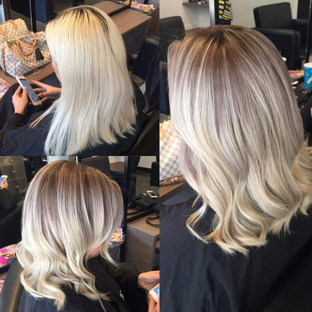 Resultado De Imagen Para Balayage Balayage Hair Hair Styles Blonde Balayage