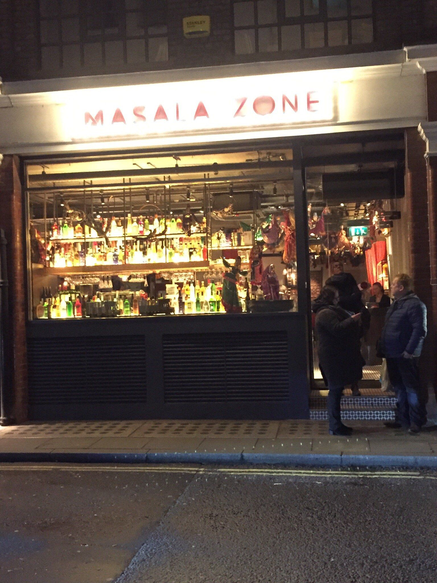 Masala Zone Covent Garden, London Covent Garden