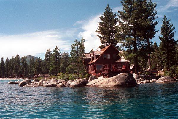 Attirant Meeks Bay   Lake Tahoe