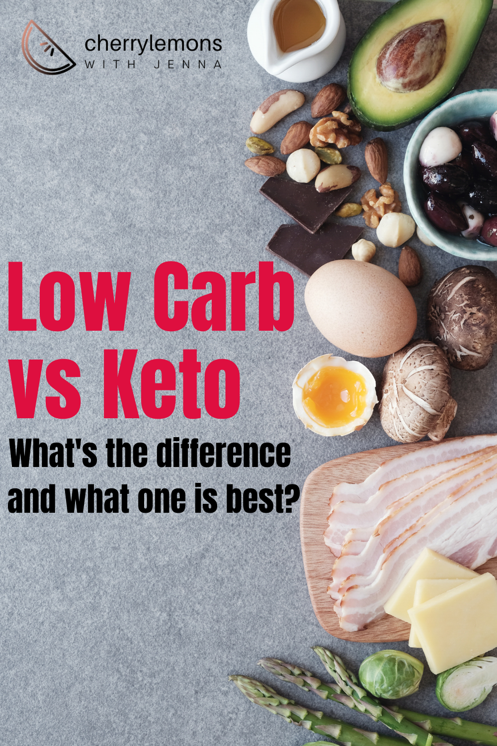 Low Carb vs Keto - What's the difference