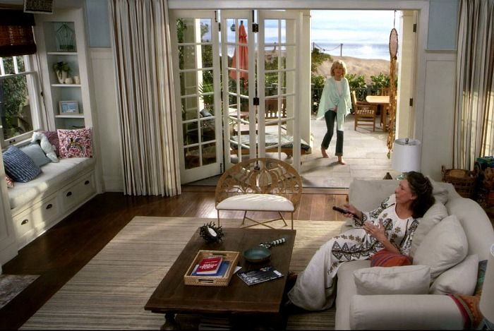 """I Want the Beach House from """"Grace and Frankie """" Thanks"""