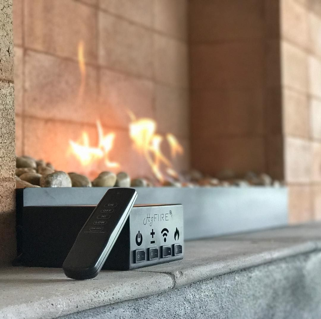 Chimeneas A Control Remoto Hgfire Classic Fire