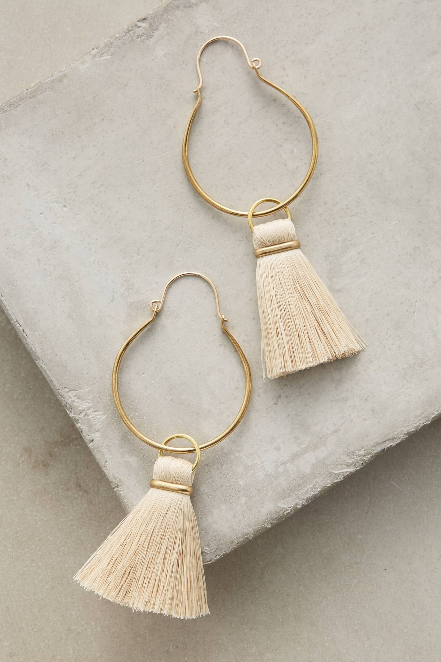 the daily hunt | tassels, jewel and bling