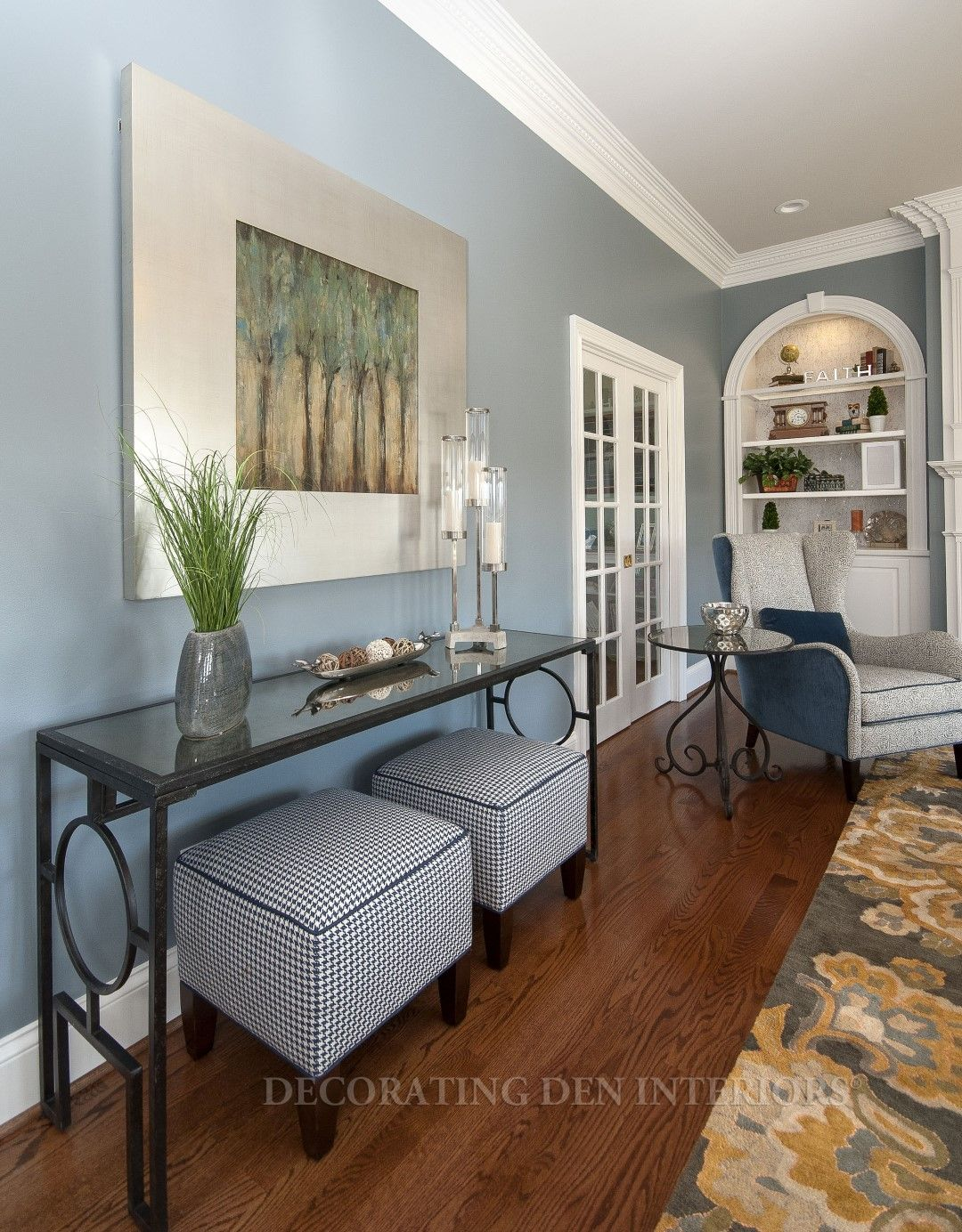 Free Room Design: Family Room Designs By Decorating Den Interiors. Want This