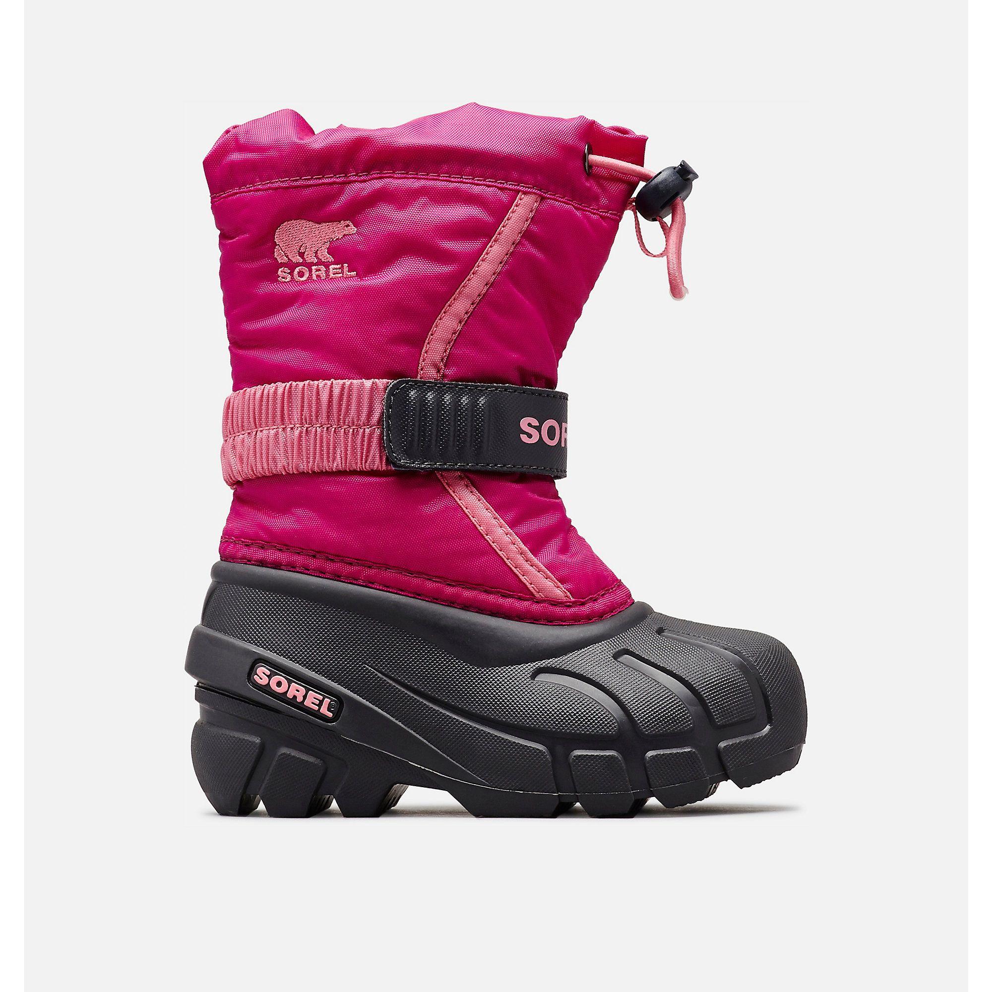 Sorel Kids Childrens Flurry Snow Boot