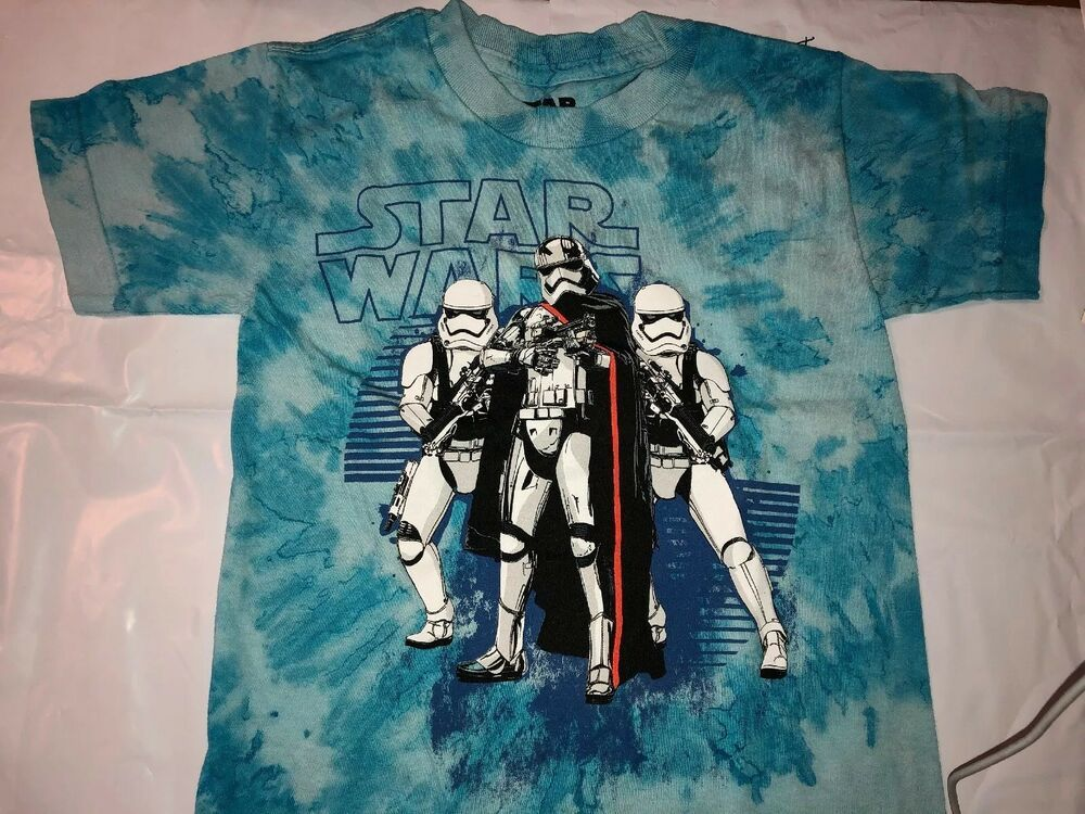 This Is A Link To Amazon And As An Amazon Associate I Earn From Qualifying Purchases Star Wars Stormtrooper Tie Dye Youth T Shir Star Wars Tshirt Mens Tops Star Wars