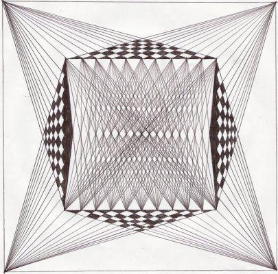 Dibujos Abstractos de mi hno con lapicera  Dibujos abstractos